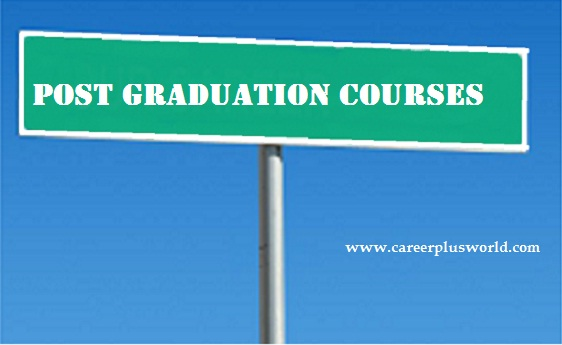 Post Graduate Courses