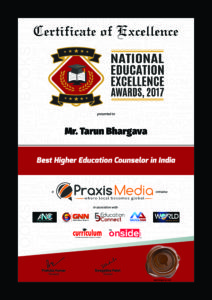 Best Higher Educational Counselor in India